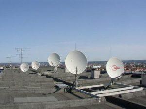 Unsere Satellitenspiegel